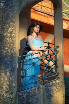 """принцесса Жасмин (""""Алладин"""")"""