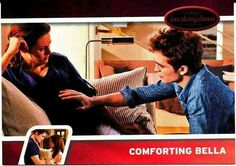 #TwilightSaga #BreakingDawn Part 1 - Series 2: Comforting Bella #20