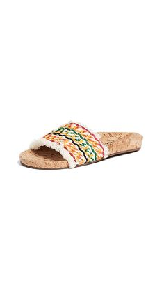 821f5e1f7ee9 SCHUTZ Women s Kahara Slide Sandal     Many thanks for seeing our picture. (