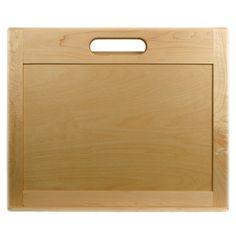 Travel-Lite Folding Tabletop Lectern – Wood desktop podium