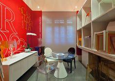 loja morarmaisBH 2011 / casa de carlota : desenvolvimento do papel de parede e logomarca por katianey #morarmaisbh #designkatianey #design