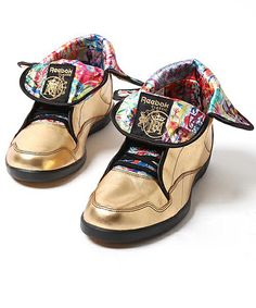 "Ryan McGinness x Reebok RMCQ Art Shoe ""Affili Art Collection"""