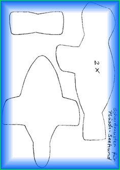 Robbe Seehund Papierideen Pinterest