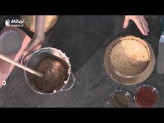 Jak naplnit dort krémem - Milujivareni.cz - YouTube