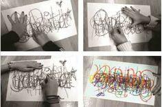 """""""La firma colectiva"""" (2011). Performance para diluir el """"yo"""" en el """"nosotros"""" (texto comunitario). Javier Abad Molina: """"Historias de vida, arte comunitario y escrituras colectivas"""" en """"Palabras"""", XV Jornadas CEP Valle de la Orotava, Canarias, 2012. Descarga la publicación en el enlace."""