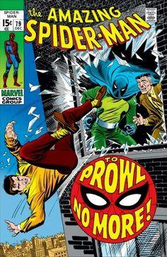 Amazing Spiderman #79 Diciembre 1969