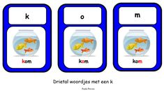Learn Dutch, Letter K, Quizzes, Spelling, Literacy, Preschool, Briefs, Writing, Learning