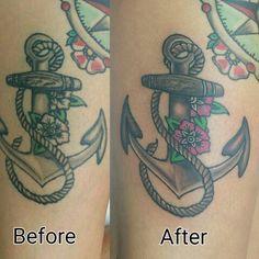 Http://www.tattoome.es  #tattoome  #tattoo_wizard_fuengirola #tattoo #tatuaje #Ink #tinta #tatuando  #tatuador #tattooart #fuengirola #malaga #johanespinoza #tattoostudio  #tattoome  #españaink #newink #tattootime #newtattoo #art #tattoos  #bodyart  #tattooed #art #Followme #inklife #tattoolife  #virginskin #tattooedgirls #ancla #anchor