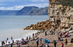 Dorset Coast, Rock Falls, Stormy Sea, Jurassic Coast, Thermal Imaging, The Rock, Fresh Water, Seaside, Grand Canyon