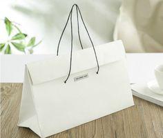 luxury gift bag, luxury paper carrier bag, craft paper bag, design shopping bag