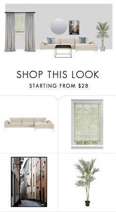 """livingroom"" by voirodesign on Polyvore featuring interior, interiors, interior design, home, home decor, interior decorating and House Doctor"