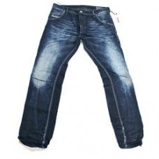 """Diesel Krooley 888r jeans for men, part of Diesel's """"Blue Eyecons"""" collection. 