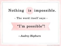 #audreyhepburn #wisewords #quotes