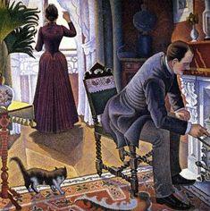 Sunday - Paul Signac - The Athenaeum