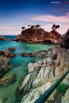 Costa Brava, North Coast Spain