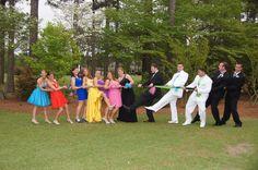 A fun Prom Pose!