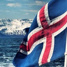 30 Interesting Facts about Iceland-Impressive Magazine Iceland Flag, Iceland Travel, Flags Of The World, Countries Of The World, Iceland Facts, Iceland Island, Arctic Circle, The Beautiful Country, Denmark