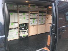 Van Storage, Trailer Storage, Tool Storage, Van Organization, Van Shelving, Van Racking, Pallet Playhouse, Cargo Van, Cargo Trailers