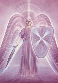 Quest'Arcangelo rappresenta la potenza attraverso la quale la Terra deve restituire all'essere umano il controvalore di tutti i suoi sforzi.