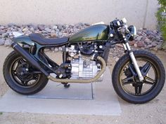 1980 Honda CX500 Cafe Racer