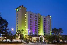 Holiday Inn Express Orlando -Nearest Universal Studios - Hotels.com – 6 nätter, gratis parkering, gratis Wi-FI, frukost som fått bra betyg ingår, kostnadsfri avbokning för 5 547:-. Generellt ca 500:-billigare för 6 nätter om ej återbetalning vid avbokning!
