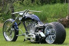 Harley Davidson - FLXST 1600 custom bike...love this monster