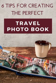 Photo books are the perfect idea if you want a beautiful, long-lasting memento of your adventures. To help you create the perfect travel photo book, here are some tips: http://travellingbuzz.com/6-tips-for-creating-the-perfect-travel-photo-book/