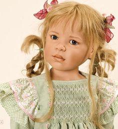 Buy extraordinary Beautiful dolls, 2010 Autumn Leaves & Snowflakes DOLL Collection Heidi Plusczok Dolls, Doll Shop, just-imagine-dolls.com!