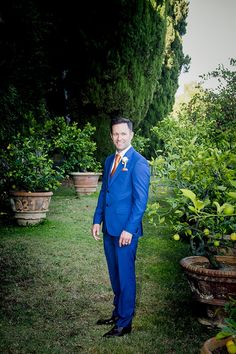 The Groom in his blue wedding suit. Groomswear by Louis Copeland & Sons. Photography by: Ros from Couple Photography. Blue Suit Wedding, Wedding Suits, Wedding Couples, Wedding Blog, Wedding Photos, Real Weddings, Destination Weddings, Groom And Groomsmen, Couple Photography