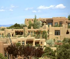 Travel + Leisure / America's Best Cities for Summer Travel / No. 14 Santa Fe, New Mexico