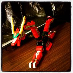 #reddragonthunderzord Mighty Morphin Power Rangers, Red Dragon, Instagram Posts