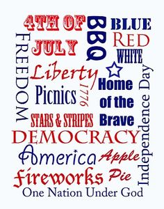 Patriotic subway art of july party, july patriotic party, patriotic decorations Fourth Of July Cakes, Fourth Of July Food, 4th Of July Party, July 4th, Patriotic Party, Patriotic Decorations, Patriotic Crafts, Happy Birthday America, Challenge