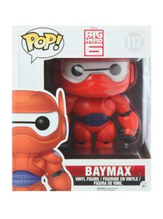 Funko Disney Big Hero 6 Pop! Baymax Vinyl Figure | Hot Topic