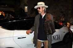 Jeremy John Irons al Taormina Film Fest 2013.