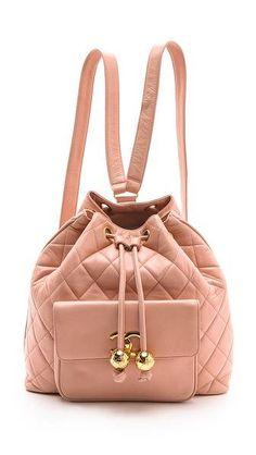 WGACA Vintage Chanel Backpack | SHOPBOP