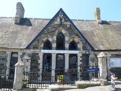 The Old Schoolhouse Restaurant, Port Isaac, Cornwall