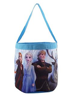 New Disney Frozen Olaf Chillin/' in the Sun Childrens Beach Bag  Drawstring Bag