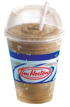 Tim Hortons Iced Cap!