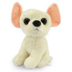 Cachorro de Pelúcia 18cm - Chihuahua