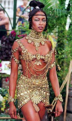 The View — emelcg: Dior Haute Couture F/W 1997
