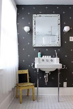 parede-lousa-no-banheiro