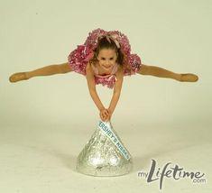 Dance Moms star, Mackenzie in personal dance photos