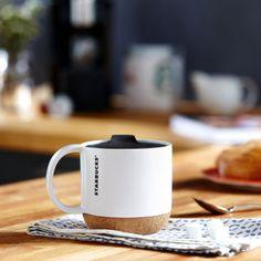Cork Bottom Mug  by Starbucks