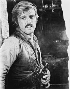 Robert Redford; Butch Cassidy and the Sundance Kid