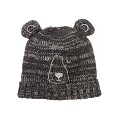 Sale Slate Grey Bear Beanie by Gymboree 97dc5a6b257a