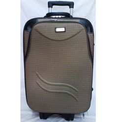 Polyster trolley suitcase bag- MK16 for sale at Dharavi Market. We offers best quality polyster trolley suitcase bags in India. Browse our large section of suitcase bags at http://www.dharavimarket.com/bags/suitcases.html