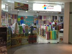 Cheap party give awaysa re all over divi but we dont really cotton depot glorietta 5 top floor best selection in malls for 100 cotton both printed and plain store is well arranged so you can actually see all the solutioingenieria Image collections