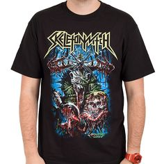 """Skeletonwitch """"Your Blood Is Mine"""" T-Shirt"""