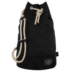 Image of Black Sailor Bag