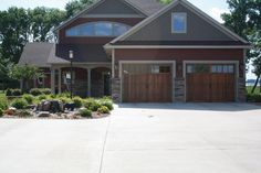Need ideas for a new garage door? Check out C.H.I. Carriage House garage doors for inspiration. www.chiohd.com